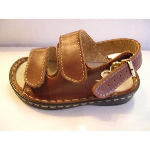 Zdravotní obuv - Boty Hanák dětské nazouvák - pantofel 103 P b24250411c