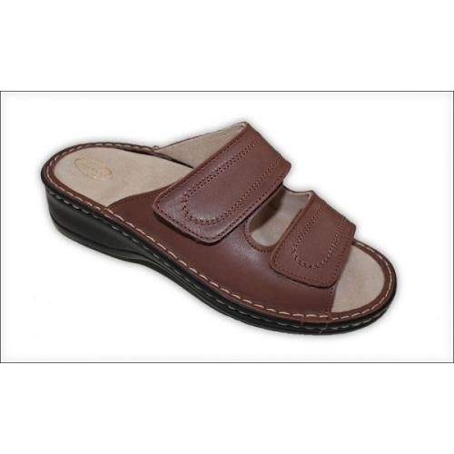 Zdravotní obuv - boty Hanák dámský - pantofel 503 suchý zip 393a16c1e7
