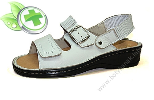 Zdravotní obuv - boty Hanák dámské pantofle 305 P b4f3880e2c