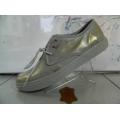 Dámské boty kožené vycházkové