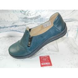 Dámské boty kožené vycházkové 07b76d8e18