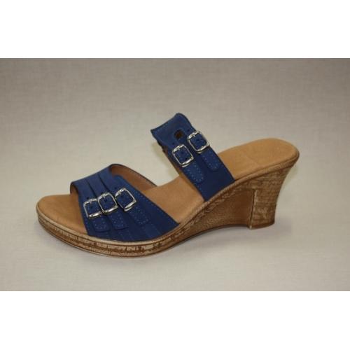 Zdravotní obuv - boty Hanák dámské pantofle Eva 1 57 83029365b2