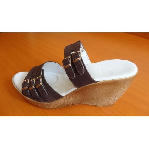 Zdravotní obuv - boty Hanák dámské pantofle Eva 2 9517695043
