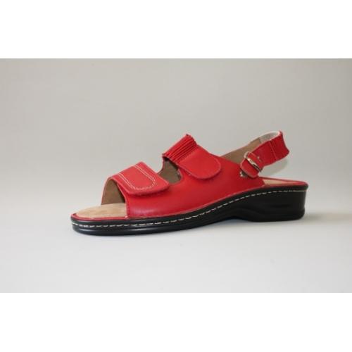 Zdravotní obuv - boty Hanák dámské kožené pantofle 304 P 0c7ea86fb6
