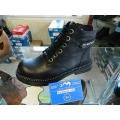 Dámské boty kožené vycházkové ZIMNÍ obuv MAGO