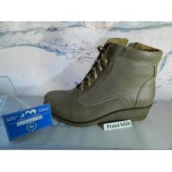 Dámské boty kožené vycházkové ZIMNÍ obuv Bochm f4b96a93a6