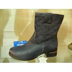 Dámské pohodlné boty zimní kožené modní exkluzivní obuv Bucik 41ddfe35f2