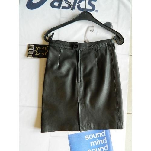 Kožené oděvy - sukně a4bb5c74d0c