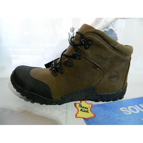 5526e5c928e Pánské boty kožené zimní RIKO
