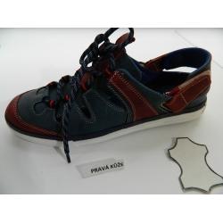 Pánské boty  sandál volný čas