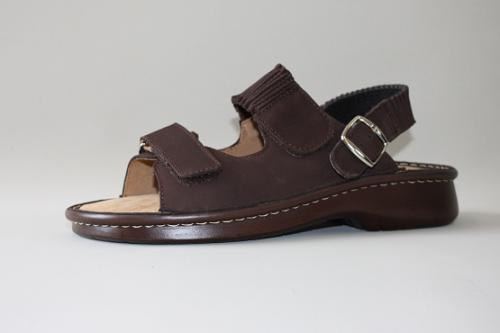 Zdravotní obuv - boty Hanák pánská obuv sandál vzor 418 suchý zip. 87d27aece4