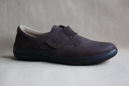 7d1688023f Zdravotní obuv - boty Hanák Juka pánské kožené volný čas