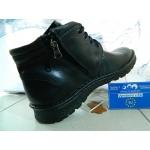 Pánské boty kožené zimní obuv Magis