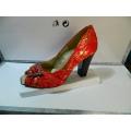 Luxusní dámské boty společenské