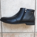 Pánské boty kožené  zimní Activ