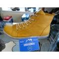 Dámské boty kožené vycházkové ZIMNÍ obuv Andrea Conti