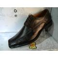 Pánské boty kožené společenské