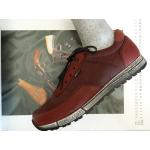Pánské boty kožené Kampol 31 celorok